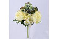 Puget květin, mix dvou barev. Květina umělá