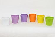 Obal keramický, mix 6 barev