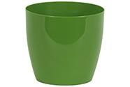 Obal na květiny plastový - barva zelená