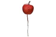 Jablíčka na drátku, 9ks v sáčku. Cena za 1 sáček.