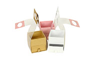 Obal papírový, mix 3 dekorů, cena za 1 kus