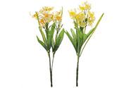 Narciska, květina umělá.