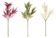 Vřes Errica. Květina umělá plastová.