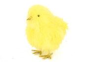 Kuřátko, dekorace na postavení