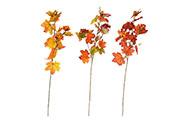 Větev podzimní, mix 3 barev.