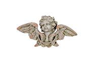 Anděl, dekorace z MgO keramiky