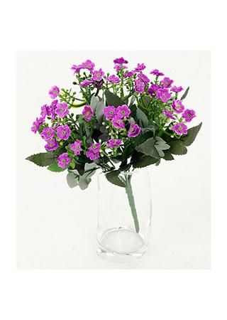 Kalanchoe puget, barva fialová. Květina umělá.