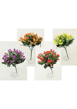 Kalanchoe puget, mix barev. Květina umělá.