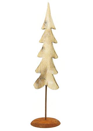 Stromeček, dřevěná vánoční dekorace