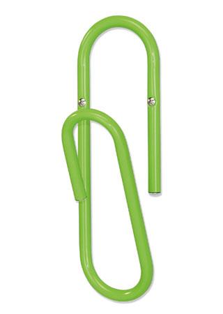 Vešiak nástenný, zelený 83972-30 LIM