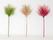 Plastové kvety