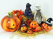 Jeseň a Halloween