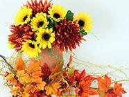 Jesenné kvety